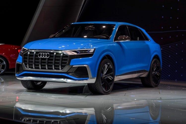 2018 Audi Q8