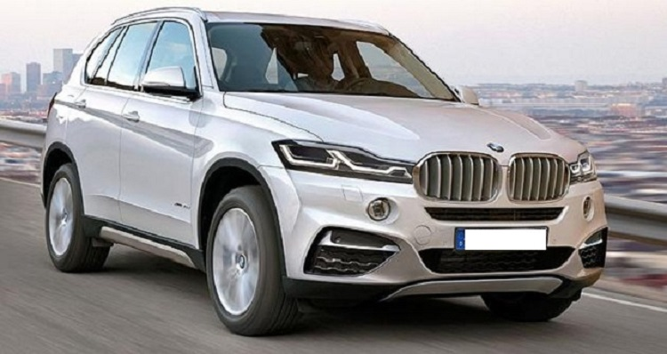 2018 BMW X3 front view