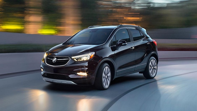 2018 Buick Encore front view
