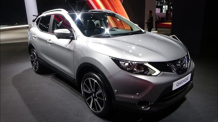 2018 nissan qashqai canada facelift changes features engines price - Nissan qashqai 2017 interior ...