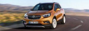 2018 Opel Mokka