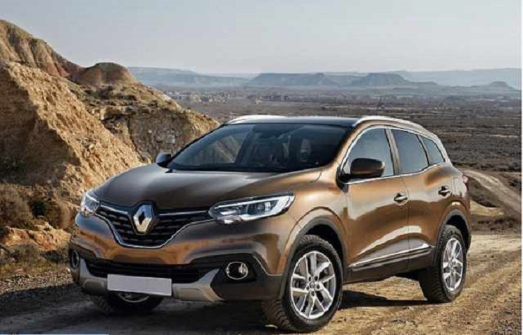 2018 renault kadjar redesign features specs release date price. Black Bedroom Furniture Sets. Home Design Ideas
