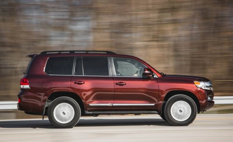 2018 Toyota Land Cruiser - 200, 300, prado, redesign, changes, specs