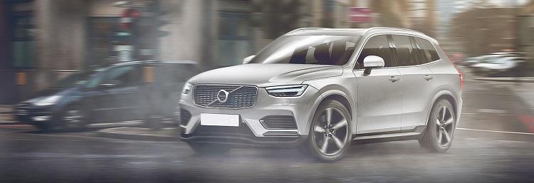 2018 Volvo XC60 front viwe
