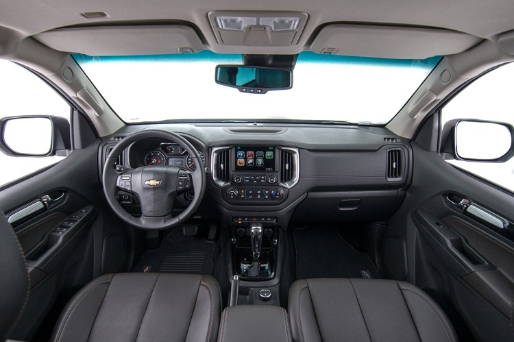 2018 Chevrolet TrailBlazer interior