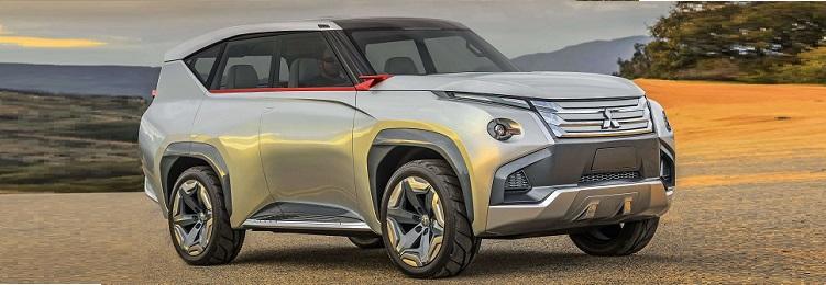 2018 Mitsubishi Montero