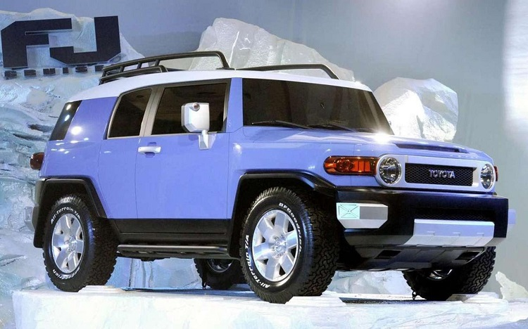 2018 toyota fj cruiser redesign changes release date. Black Bedroom Furniture Sets. Home Design Ideas