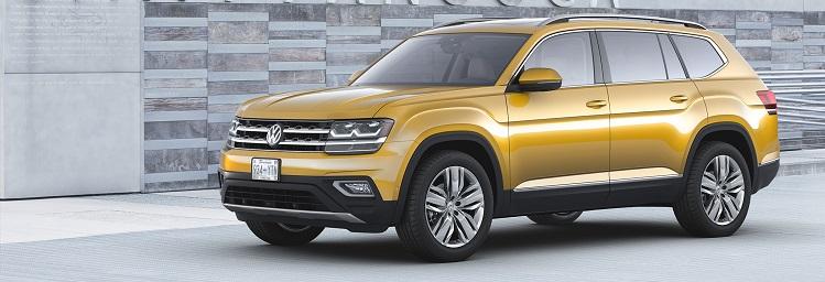 2018 VW Atlas