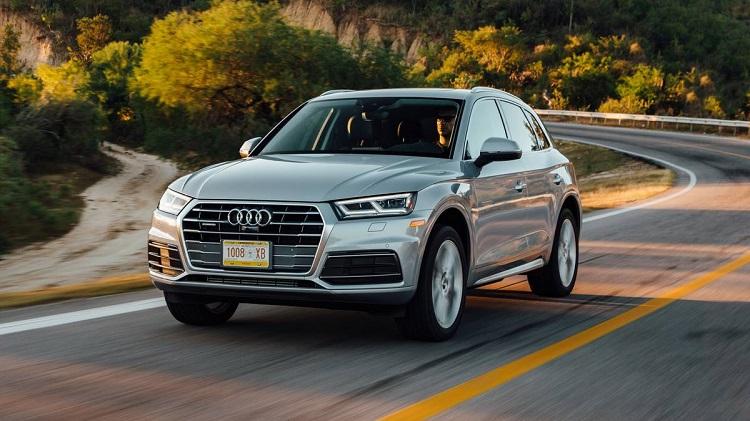 2018 Audi Q5 front view