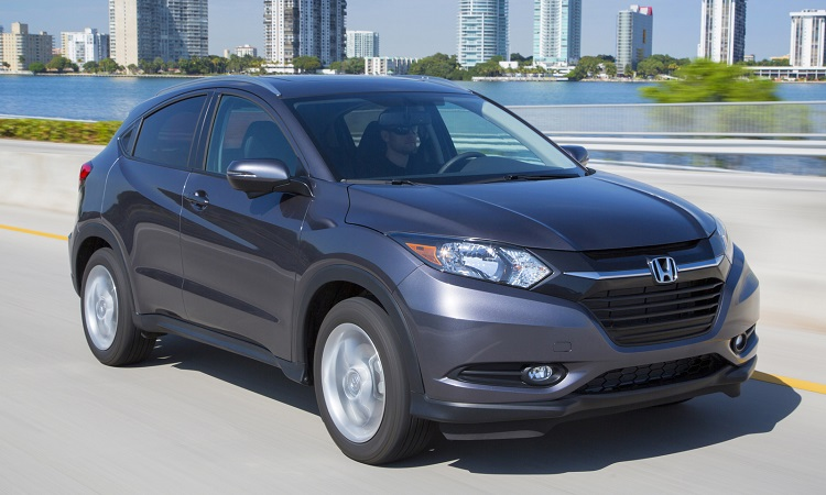 2018 Honda HR-V front view