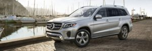 2018 Mercedes GLS