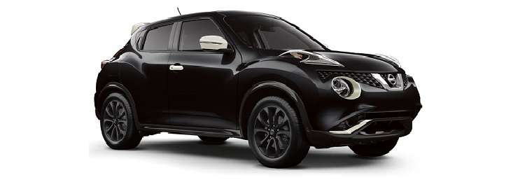 2018 Nissan Juke front view