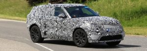 2018 Range Rover Sport Coupe