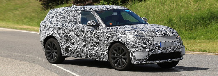 2018 Range Rover Sport Coupe