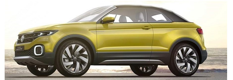 2018 VW Polo SUV