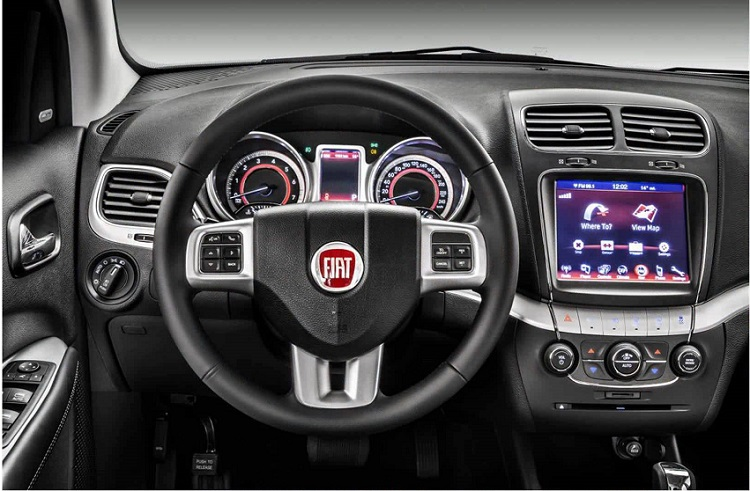 2018 fiat freemont redesign changes features engines release date. Black Bedroom Furniture Sets. Home Design Ideas