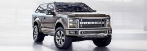 2018 Ford Bronco