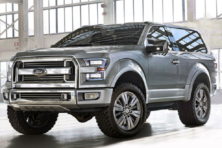 2018 Ford Bronco main
