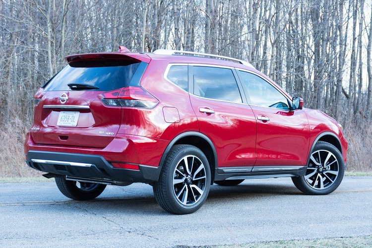 2018 nissan colors.  2018 2018 nissan rogue rear view in nissan colors