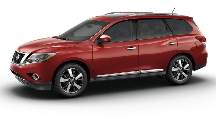 2018 Nissan Xterra front view