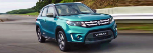 2018 Suzuki Grand Vitara front view