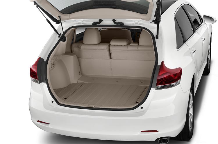 2018 Toyota Venza rear view