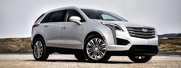 2018 Cadillac XT7