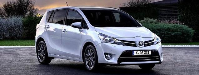2018 Toyota Verso
