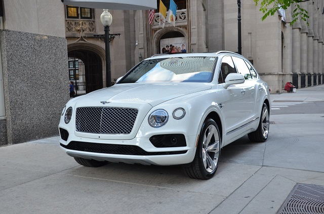 2018 Bentley Bentayga Price Black Edition Price Specs