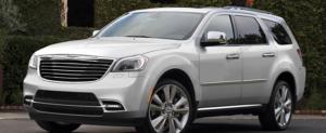 2018 Chrysler Aspen