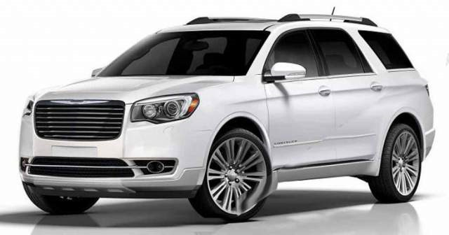 2018 Chrysler Aspen