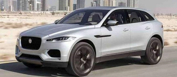 2018 Jaguar XQ side view