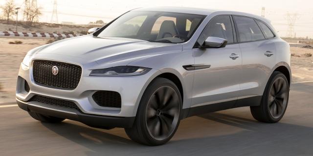 2018 Jaguar XQ