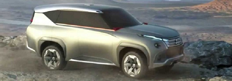 2018 Mitsubishi Pajero