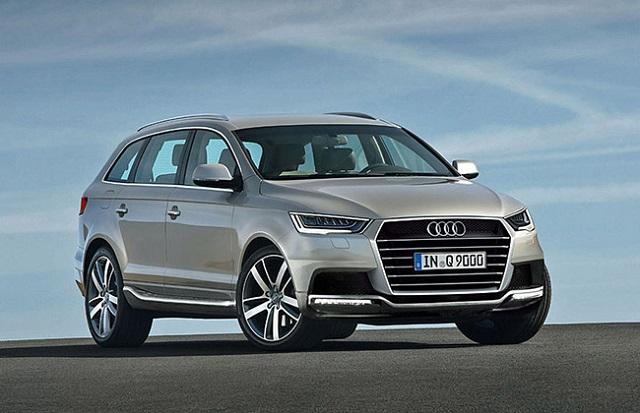 2018 Audi Q9 Review Interior Specs Release Date