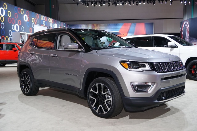 2019 Jeep Compass Review Trailhawk Release Date Price