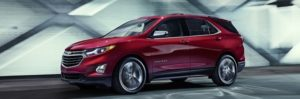 2019 chevy equinox side view