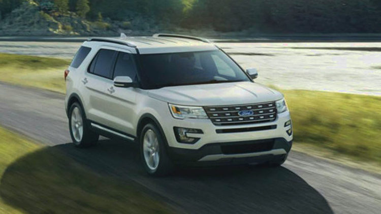 2018 Ford Territory
