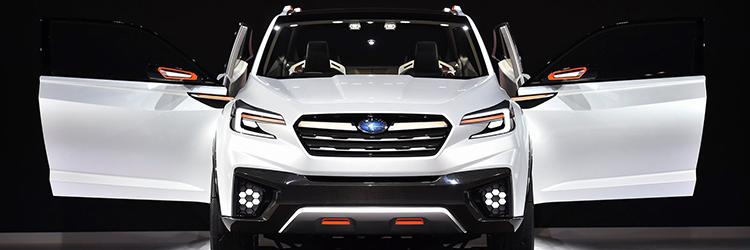 2018 Subaru Tribeca