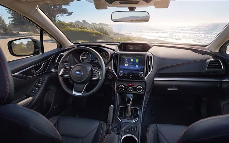 2018 Subaru XV Crosstrek interior