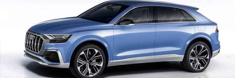 2019 Audi Q8 concept