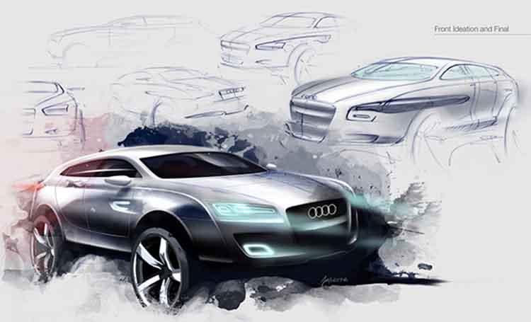 2019 Audi Q9 concept