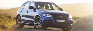 2019 Audi SQ5 front
