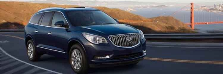 2019 Buick Enclave front