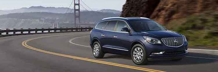 2019 Buick small electric SUV side