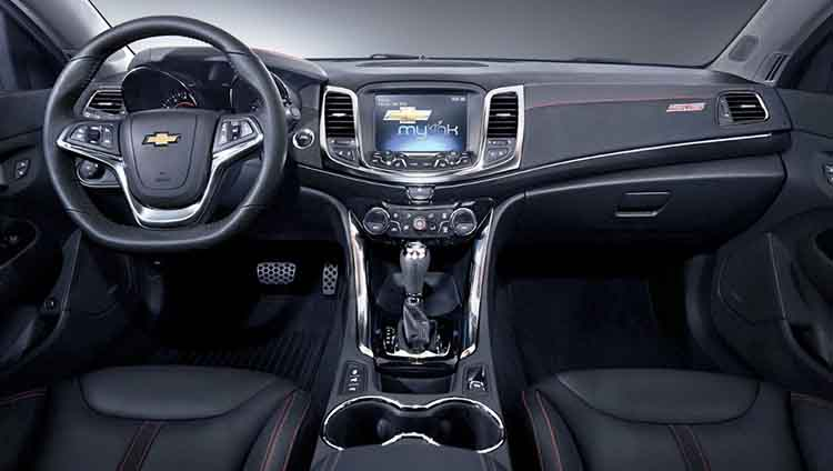 2019 Chevrolet Trailblazer interior
