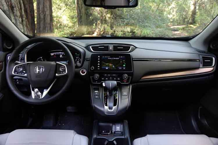 2019 honda cr v hybrid changes redesign interior. Black Bedroom Furniture Sets. Home Design Ideas