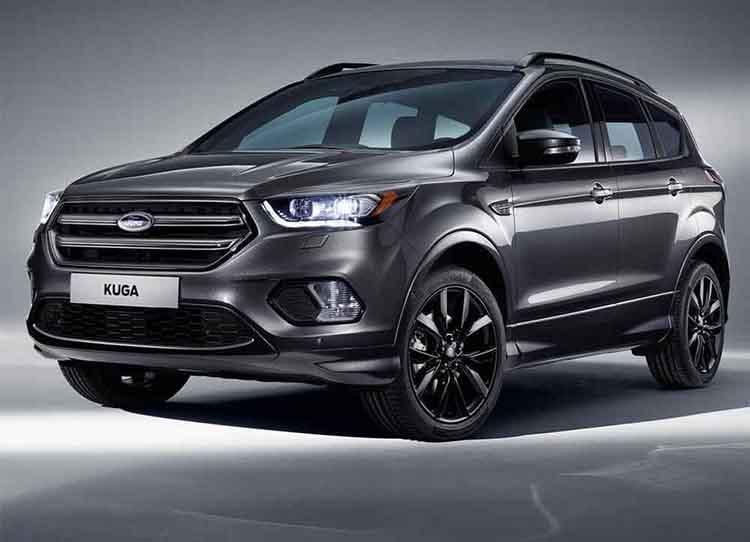 2019 Ford Kuga front