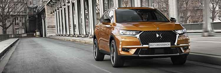 2019 DS7 Crossback