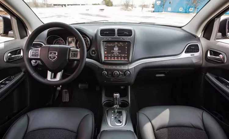 2019 Dodge Journey Srt Redesign Specs Interior Price Changes